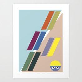 2_ Art Print