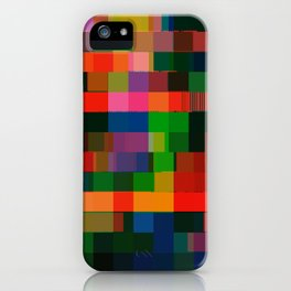 videotape (bear2_hex) iPhone Case