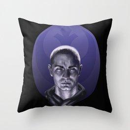 Birth of a Rebellion Throw Pillow