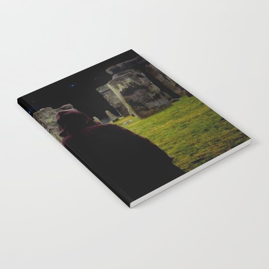 Druid Princess of Stonehenge Notebook