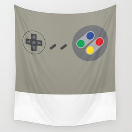Super NES Wall Tapestry
