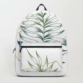 Geometry and Nature I Backpack