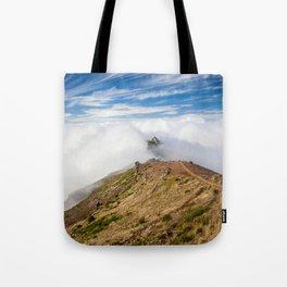 Mountains on Madeira Tote Bag
