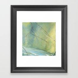 River Run Framed Art Print