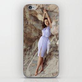 Bluebelle Rocks iPhone Skin