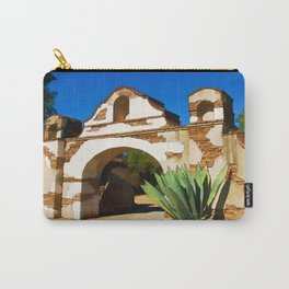 Mission Watercolor Carry-All Pouch
