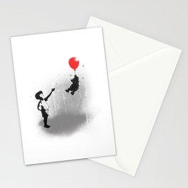 Little Black Rain Cloud Stationery Cards