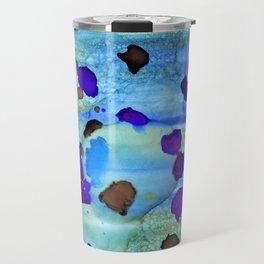 Abstract 41 Travel Mug