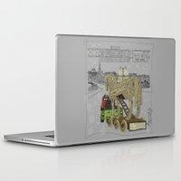 "helen Laptop & iPad Skins featuring ""Anyone seen Helen??"" 2013 a.correia by correia creative"