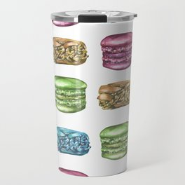 Colorful Macaroon Variety Travel Mug