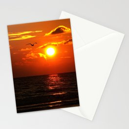 Madeira Beach Sunset 1 Stationery Cards