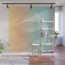 Ghostly Projections Wall Mural