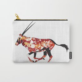 Red Sun Oryx Carry-All Pouch