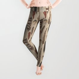 Feathers Leggings