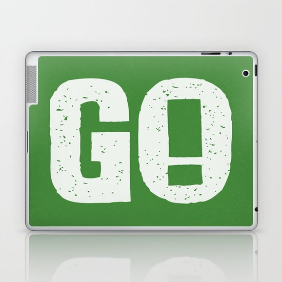 GO! Laptop & iPad Skin