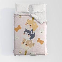 Chubby Dog Comforters