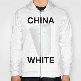 CHINA WHITE Hoody