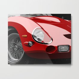 Ferrari 250 GTO Metal Print