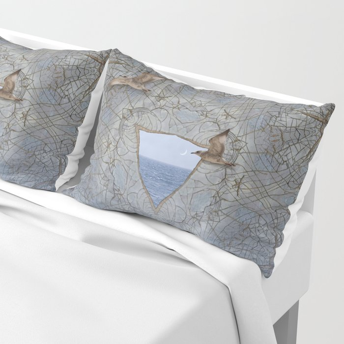 Horizon Pillow Sham
