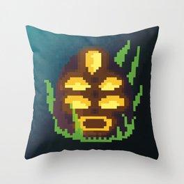 Eleggua Throw Pillow