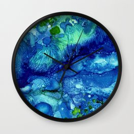 Kelp Forest Wall Clock
