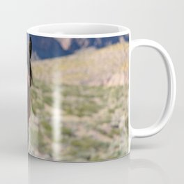Wild_Horse 0174 - Nevada Coffee Mug