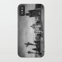prague iPhone & iPod Cases featuring Prague by Johannes Valkama