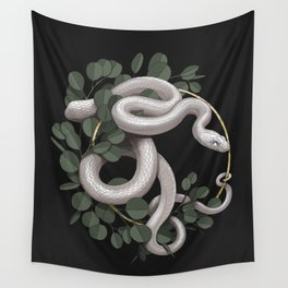 Rose Gold Wall Tapestry