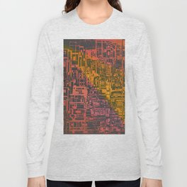 Where Are YOU / Density Series Long Sleeve T-shirt