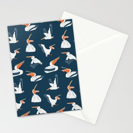 Feeding Frenzy Stationery Cards