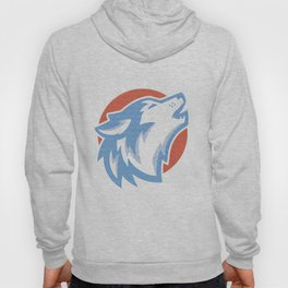 Happy camper wild and free like wolf Hoody