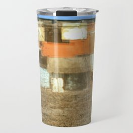 Double Exposure with Rauschenberg in Mind, 2007 Travel Mug