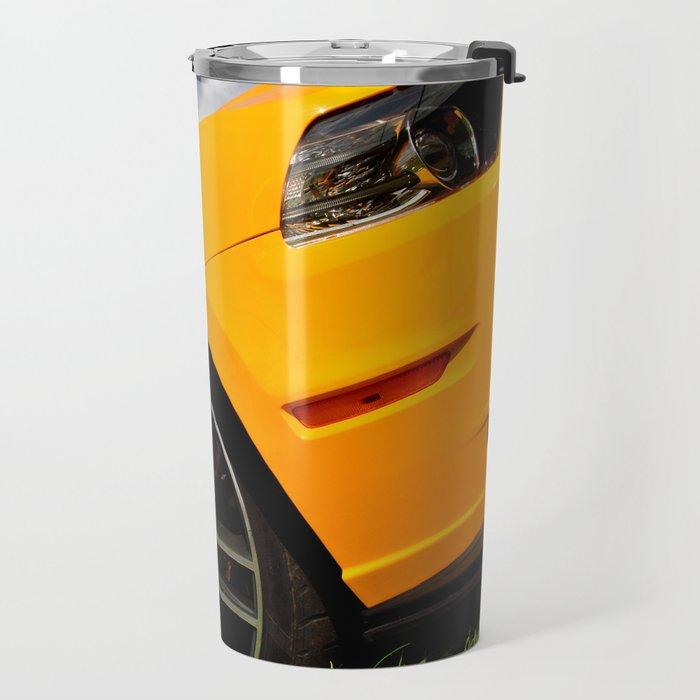 Mustang American Sports Motor Car Travel Mug