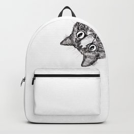 Hey! Cat! Backpack