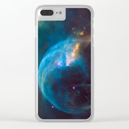Nebula Clear iPhone Case