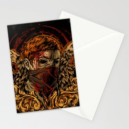 Back from the Dead Stationery Cards