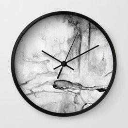 Bones of You Wall Clock