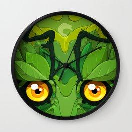 Oolong Wall Clock