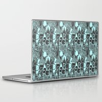 alphabet Laptop & iPad Skins featuring Alphabet by Clare Corfield Carr