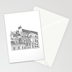 Old Town (Stare Miasto) - Warsaw, Poland Stationery Cards