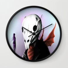 What money can buy Wall Clock