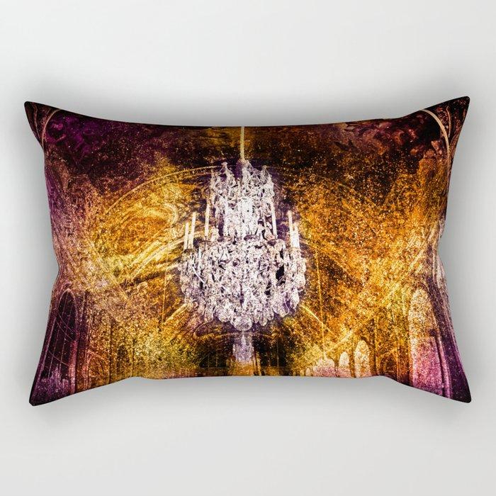 Hall Of Mirrors Rectangular Pillow