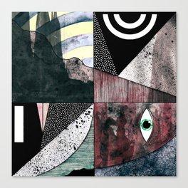 #006 Canvas Print