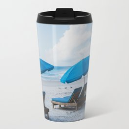Mornings at the Beach II Travel Mug