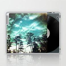 Big Sky - America As Vintage Album Art Laptop & iPad Skin