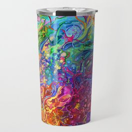 This Page Intentionally Left Blank - Digital Painting Travel Mug