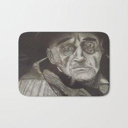 Old Man Bath Mat