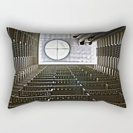 The Hyatt in downtown Atlanta, GA Rectangular Pillow