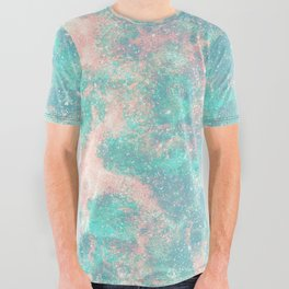 Ocean All Over Graphic Tee