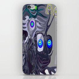 Cai Shen iPhone Skin